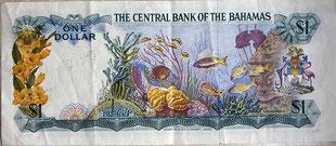 Original Banknote: Bahamas | 1 Dollar | 1965