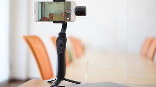 簡単撮影レンタル機材スタビライザー