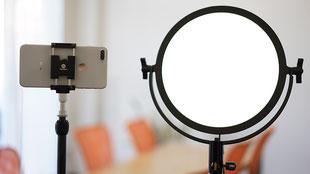 簡単撮影レンタル機材例