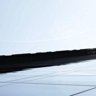 Fly-by Reflection London by Heidi Mergl Architect