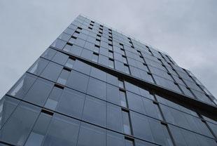 Sustainability On An Urban Scale, Circus West London, photo by Heidi Mergl Architect