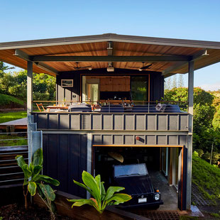 Maui House, USA, by LifeEdited