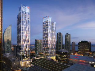 CIBC Square Project by WilkinsonEyre