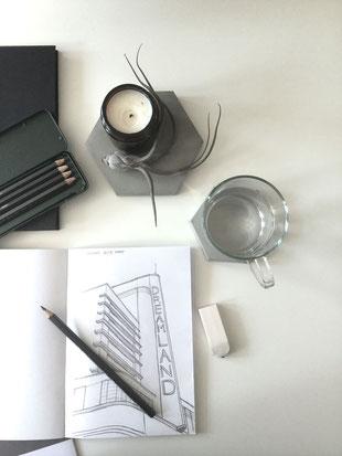 Concrete Coaster DIY With Heidi Mergl Architect