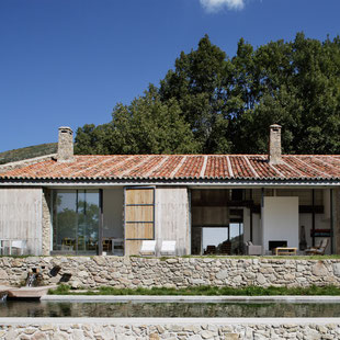 Off Grid Home, Spain, by Ábaton