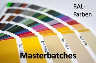 RAL Farben Masterbatches