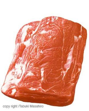 豚肉 ポーク イラスト