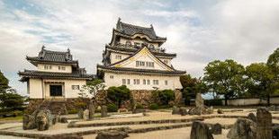 Chikiri-jô : Le château de Kishiwada