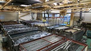 名古屋,小澤金属工業株式会社,表面処理,アルマイト,切削加工,自動車部品,機械部品,アルミ部品,