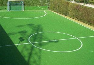 campi sportivi liberi dalle zanzare