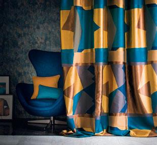Купить эксклюзивные ткани Casamance