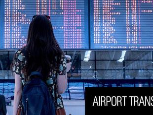 Airport Transfer and Shuttle Service Samedan