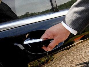 Business Chauffeur Service Samedan