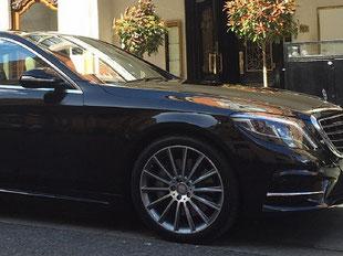 Chauffeur and Limousine Service Zweisimmen