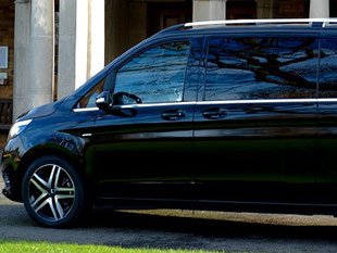 VIP Airport Taxi Transfer Service St. Moritz