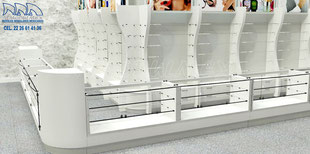 Vitrinas para boutique, vitrinas para perfumes, vitrinas para cosméticos, vitrinas para perfumería