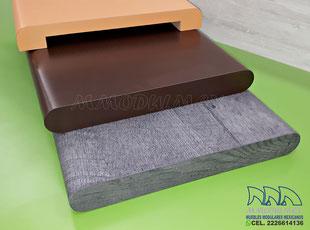 Cubiertas de madera, cubiertas para mesas