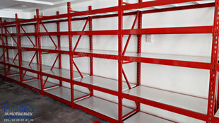 Racks de carga pesada, Rack Industrial