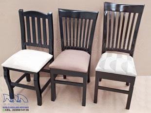 Sillas para comedores, sillas para restaurantes
