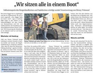 Deutsche Handwerkszeitung, 21. November 2014