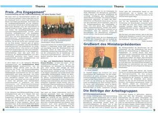 """""""20 Jahre Runder Tisch"""", 10. Dezember 2014"""