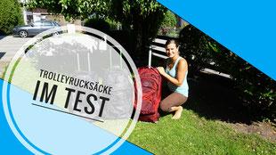 Rucksack Test Trolley Trolleyrucksack