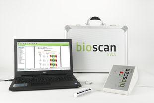 Bioscan SWA Körperanalyse