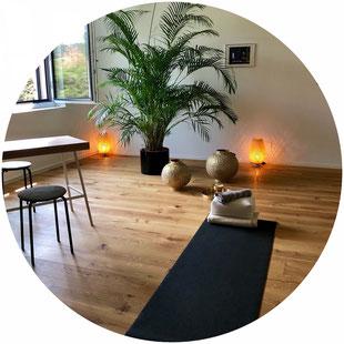 Yogatherapie in Sempach, Luzern und Bern