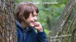 """Ditre du livre """"Découvrire la Forêt"""""""