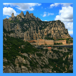 Excursión a Montserrat. Photo by David Tomaseti