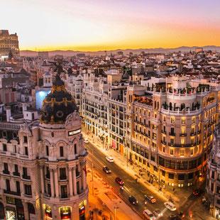 I migliori tour privati a Madrid
