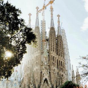Tour privato della Sagrada Famiglia