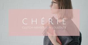 Chérie Clutch von Louloute