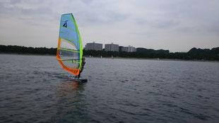 ウインドサーフィン スピードウォール 横浜 神奈川 SUP
