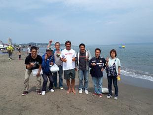 ウインドサーフィン 海の公園 横浜 神奈川県 スピードウォール 初心者