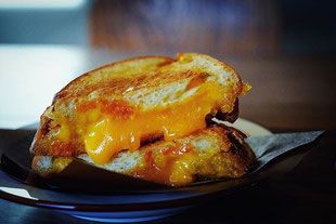 GRILLD CHEESE SAND ¥580