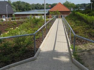 Wegebau im APH Schönberg