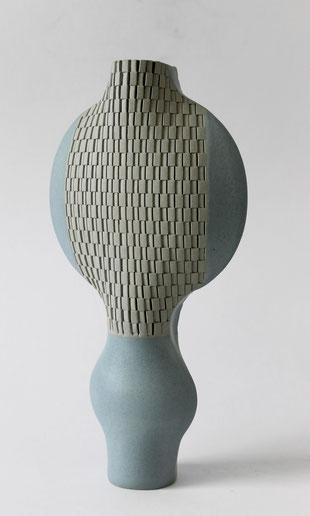 Calice 18, céramique d'Hélène Morbu