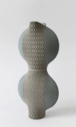 Calice 17, céramique d'Hélène Morbu