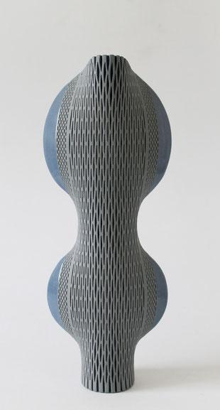 Calice 19, céramique d'Hélène Morbu
