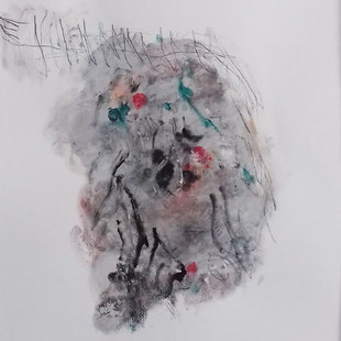 Patrick Bilheran, peintures et dessins