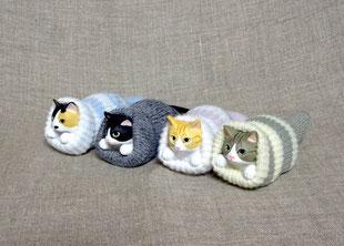 猫の雑貨 ネコリナ オカリナ