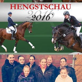 Team Altlünen 1 konnte mit einem tollen Showact auf der Hengstschau im Reitsportzentrum Massener Heide in die Saison 2016 starten