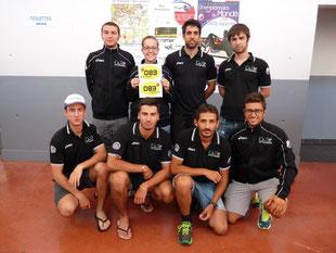 L'équipe Politecnico de Torino