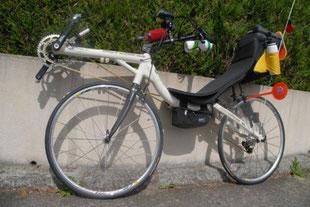 """Vélo de Type """"Randonneur"""""""