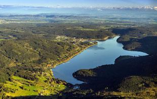 der größte See im Schwarzwald