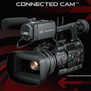 JVC Professional Video Camera
