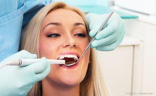 Natürlich wirkende Füllungen, Zahnkronen und Zahnbrücken aus körperverträglicher Keramik ( Cerec ) jetzt auch in nur einer Sitzung bei Ihrem Zahnarzt Dr. H. Bruhn-Brammer in Eckernförde