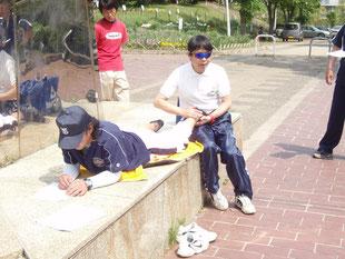 奈良県会場・トレーナー講習