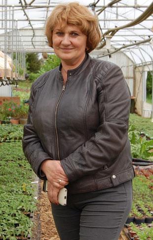 Oksana Lukach, Direktorin Wohnheim Parasolka